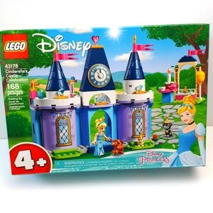 LEGO Disney Cinderella's Castle Celebration 43178
